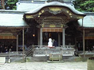 本宮の結婚式